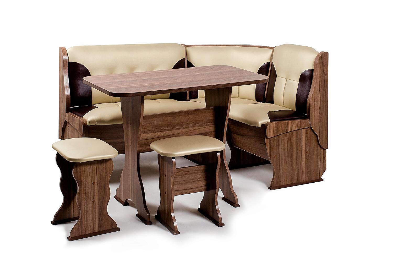 """Набор мебели для кухни """"Орхидея"""" шимо ясень темный C-101/С-221"""